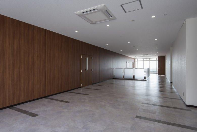 22.(株)エイコウサービス事務所棟 2Fホール